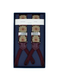 Men's Suspenders - Flowers