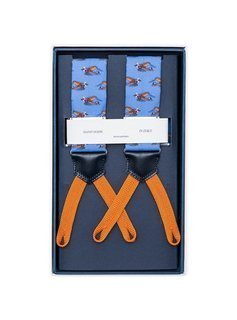 Men's Suspenders - Planes